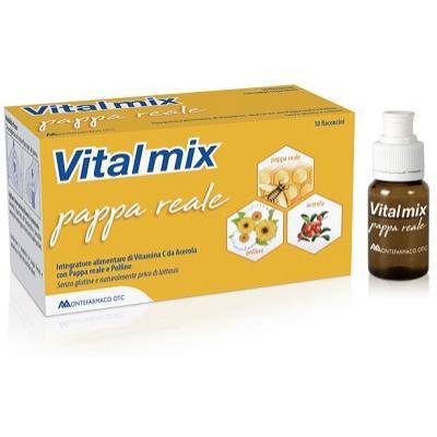 VITALMIX PAP RE 10FLX10ML S/GL