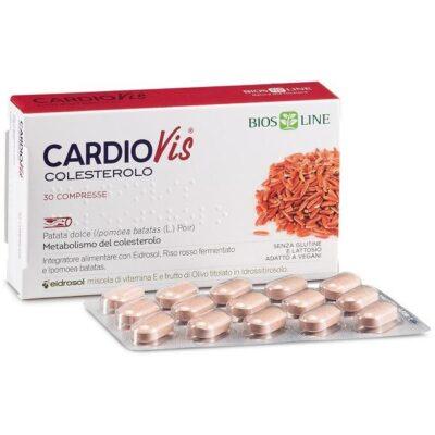 CARDIOVIS COLESTEROLO 30CPR