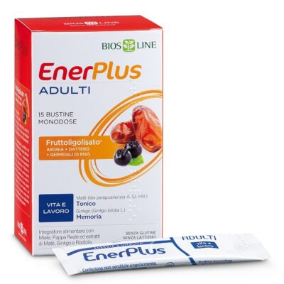 ENERPLUS ADULTI 15BST BIOSLINE