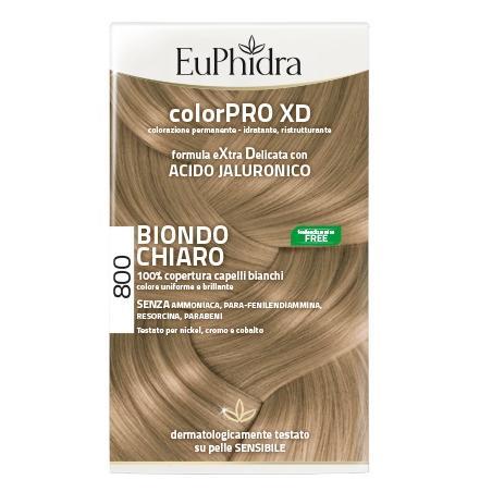 EUPHIDRA COLORPRO XD800 BIO CH