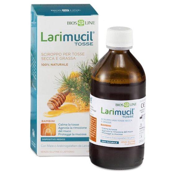 LARIMUCIL TOSSE BAMBINI SCIR