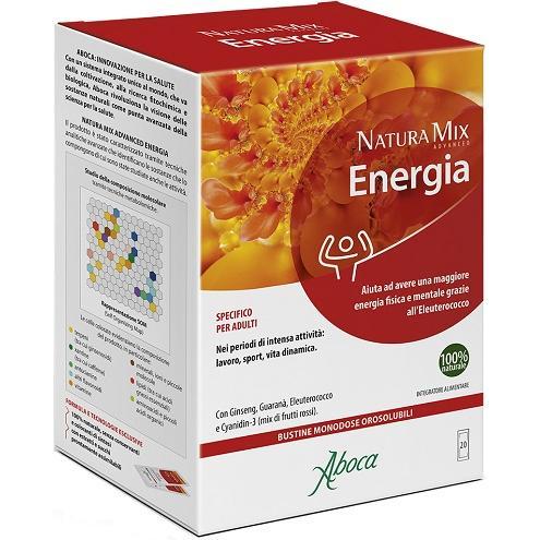NATURA MIX ADVANCED ENERG 20BU