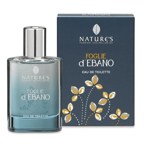 NATURES FOGLIE EB EDT 50ML