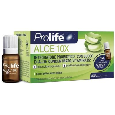 PROLIFE ALOE 10FLX8ML