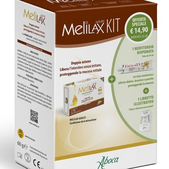 MELILAX ADULTI KIT