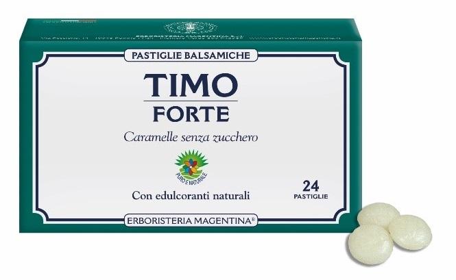 TIMO FORTE PASTIGLIE BALS 24PZ
