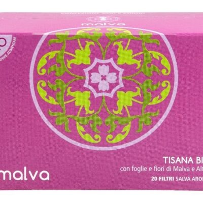 TISANA MALVA BIO 20FILT