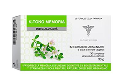 LABO24 K-TONO MEMORIA 30CPR