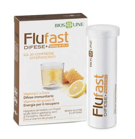 FLUFAST APIX DIFESE+ 20CPR EFF