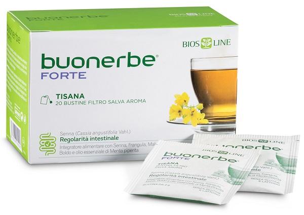 BUONERBE TISANA 20BST BIOSLINE