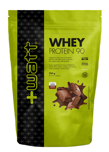 WHEY PROTEIN 90 CACAO 750G DOY